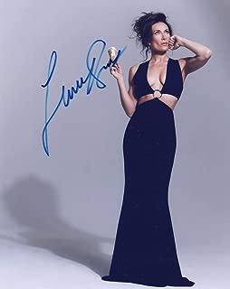 Laura Benanti REAL hand SIGNED 8x10 Photo #5 COA Broadway Gypsy Supergirl