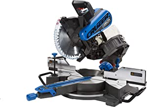12 In. Dual Bevel Sliding Cruzer Miter Saw