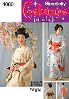 geisha patterns for sewing