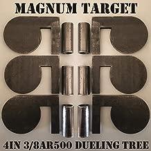 steel dueling tree