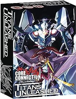 Japanime Games Core Connection: Titans Unleashed Deck Building Game Expansion, Multicolor