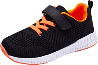 Casbeam Unisex-Child Boys and Girls Cute Casual Running Shoes
