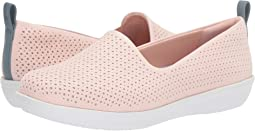 Light Pink Synthetic Nubuck