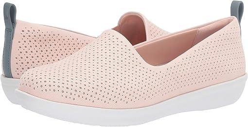 Light Pink Synthetic Nubuck