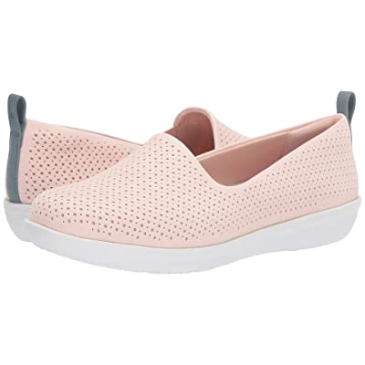 Clarks Ayla Blair (Light Pink Synthetic Nubuck) Women