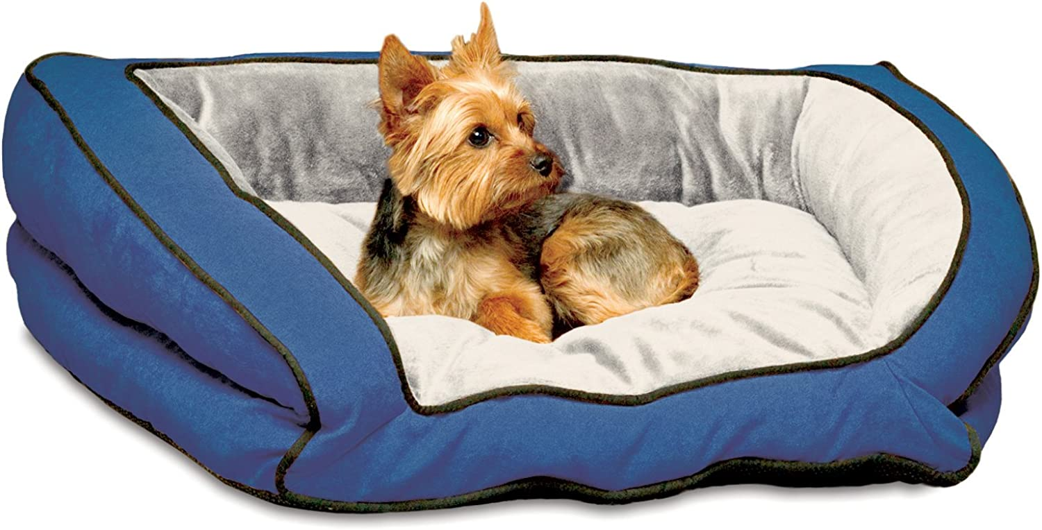 K&H Pet Products Bolster Couch Pet Bed