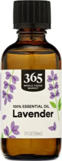 365 by Whole Foods Market, Aromatherapy 100% Essential Oil, Lavendar, 2 Fl Oz