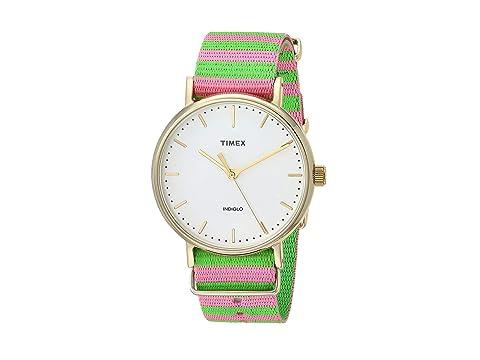 Timex , PINK/GREEN