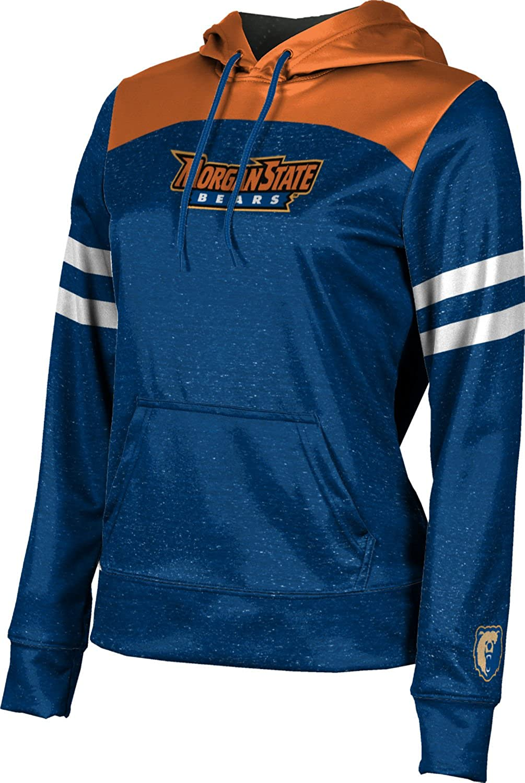 Morgan State University Girls' Pullover Hoodie, School Spirit Sweatshirt (Game Time)