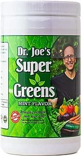 Dr. Joe's Super Greens-Mint