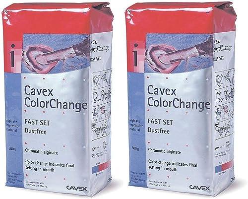 Cavex ColorChange Alginate - Fast Set (2)