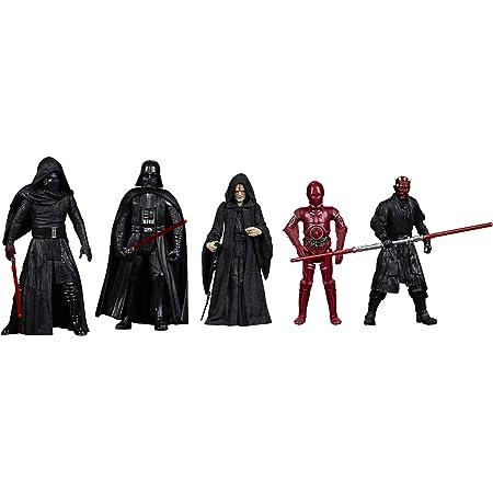Star Wars Celebracion The Saga Pack Orden Sith (Hasbro F14145L0)
