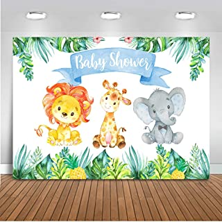 Best baby animal baby shower Reviews