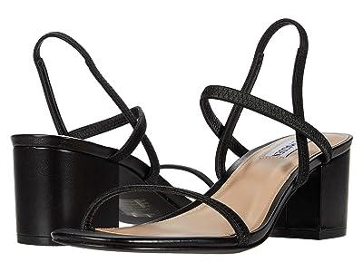 Steve Madden Inessa Heeled Sandal (Black) Women