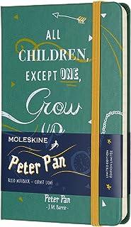 モレスキン ノート 限定版 ピーターパン ポケット マラカイトグリーン LEPN01AMM710
