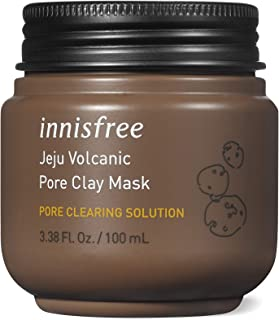 Innisfree Volcanic Pore Clay Mask [Pack] 100 mL Face Pack Pore Clay Mask