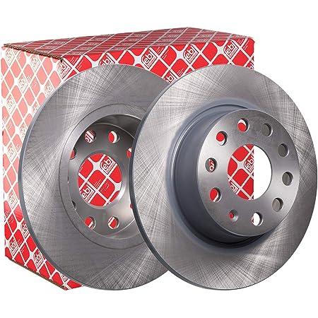 Febi Bilstein 36128 Bremsscheibensatz 2 Bremsscheiben Auto