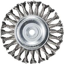 Mercer Industries 184010 Knot Wire Wheel, 6