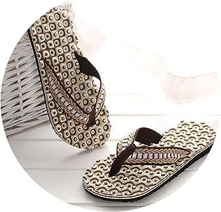 Ablaze Jin mens slippers Comfortable Massage Flip Flops Sandals Male Slipper Indoor Outdoor Flip-Flops