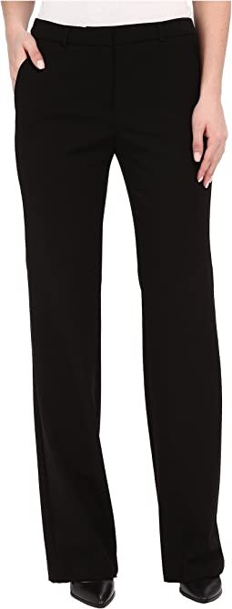 Ellen Tracy Flare Leg Trousers