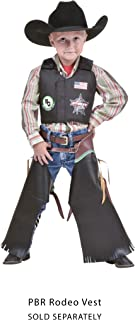 leather rodeo chaps