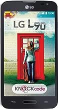 LG Optimus L90 D415 8GB T-Mobile Unlocked GSM Quad-Core Smartphone - Graphite