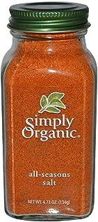Simply Organic All-Seasons Salt - 4.73 oz