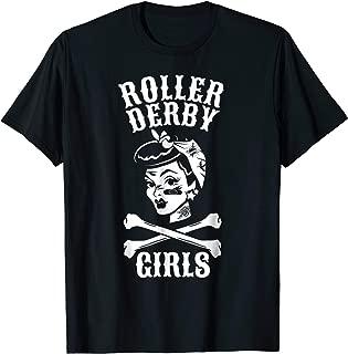 roller derby tee