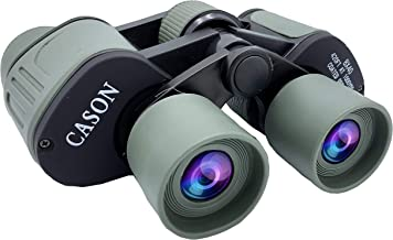 CASON (DEVICE OF C)-Professional 8 X 40 HD Binoculars Powerful Lens 8X Zoom Portable Binocular Telescope with Pouch Outdoo...