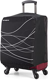 Samsonite Travel Accessories Foldable Luggage Cover - in Black - Large -
