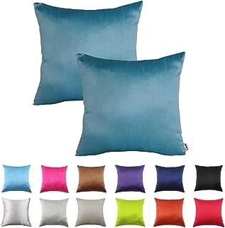 Best silk decorative pillows Reviews