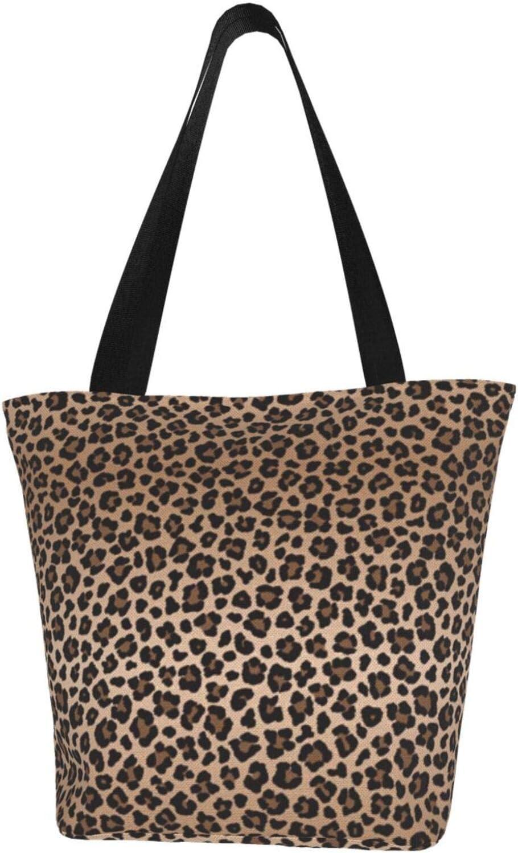 Cheap sale Women's Tote Shoulder Bag Leopard Sales for sale Cheetah Handbag Capacity Big W