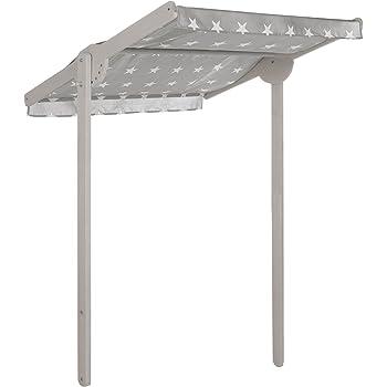 TecTake 800577 Toldo Lateral para balcón, Protección Visual y ...