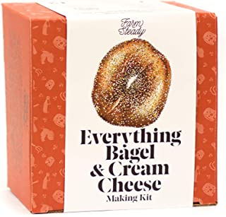Farmsteady Bagel and Cream Cheese Kit