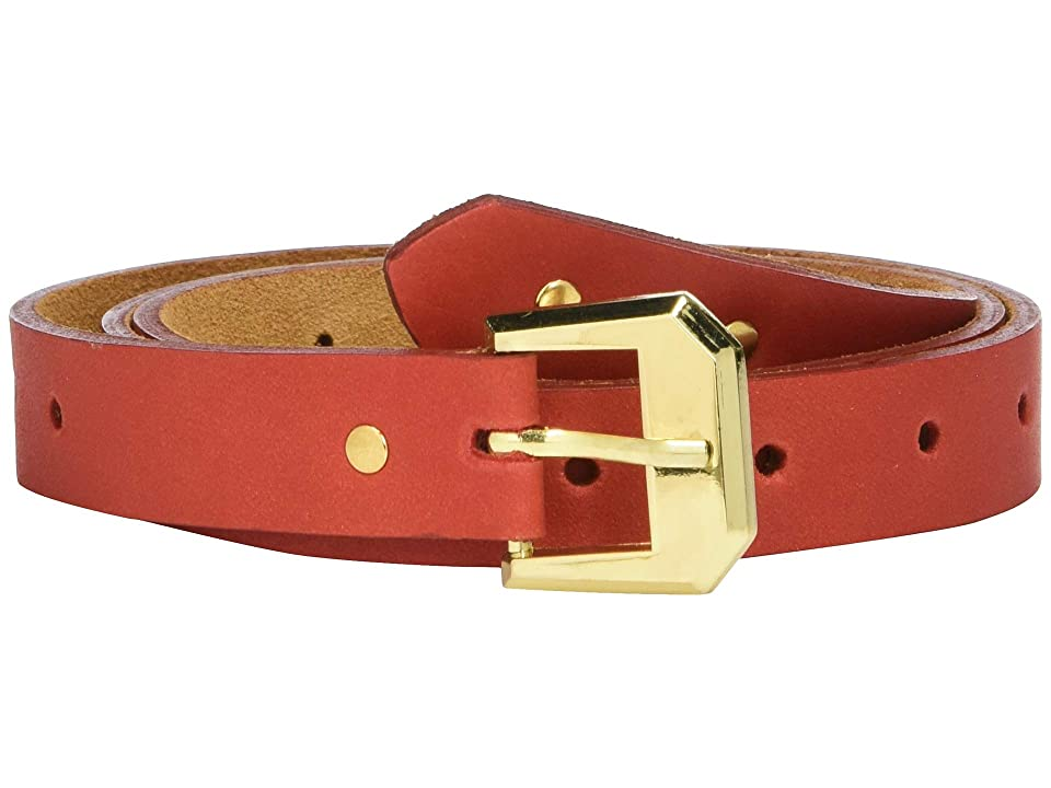 Image of ADA Collection Alma Belt (Rouge (Texas Leather)) Women's Belts