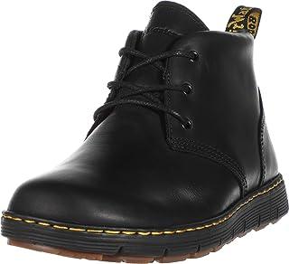 حذاء Dr. Martens برقبة طويلة للرجال، لون وردي داكن، UK 11 (الولايات المتحدة للرجال 12) M