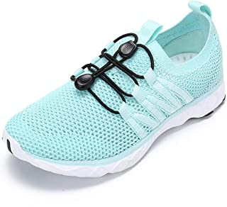 gracosy Water Shoes Quick Drying Womens Water Sports Running Shoes Lightweight Outdoor Beach Pool Exercise Slip On Walking...