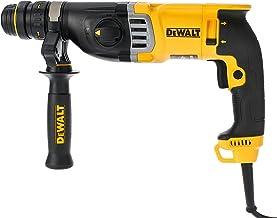 DeWalt 28mm, 900W, VSR, Compact SDS-plus Hammer with Quick-release chuck, Yellow/Black, D25144K-B5, 3 Year Warranty