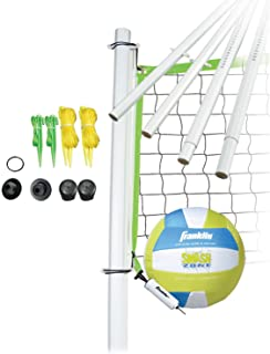 Best backyard sand volleyball court dimensions Reviews