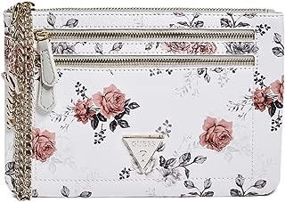 Women's Celesta Floral Wristlet Clutch Wallet Bag