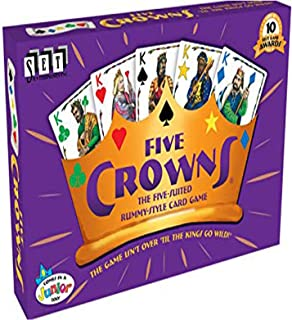 Five Crowns Сard Games