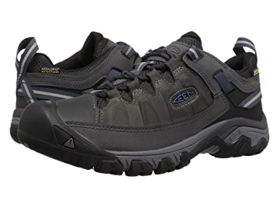 Keen Targhee III Waterproof (Steel Grey/Captains Blue) Men