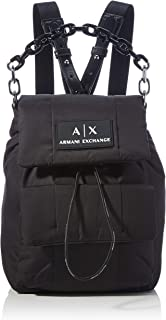 Armani Exchange Backpack, Mochila para Mujer