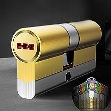 Deur vatslot C-klasse Messing Lock Cilinder 54 12 stks Sleutels Double Frezen 32 Track 8 Slot Anti en Technisch Ontgrendel...