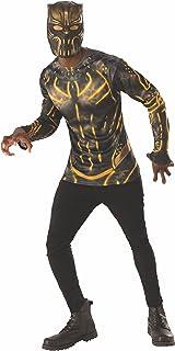 Rubie's Erik Killmonger - Conjunto de Playera para H