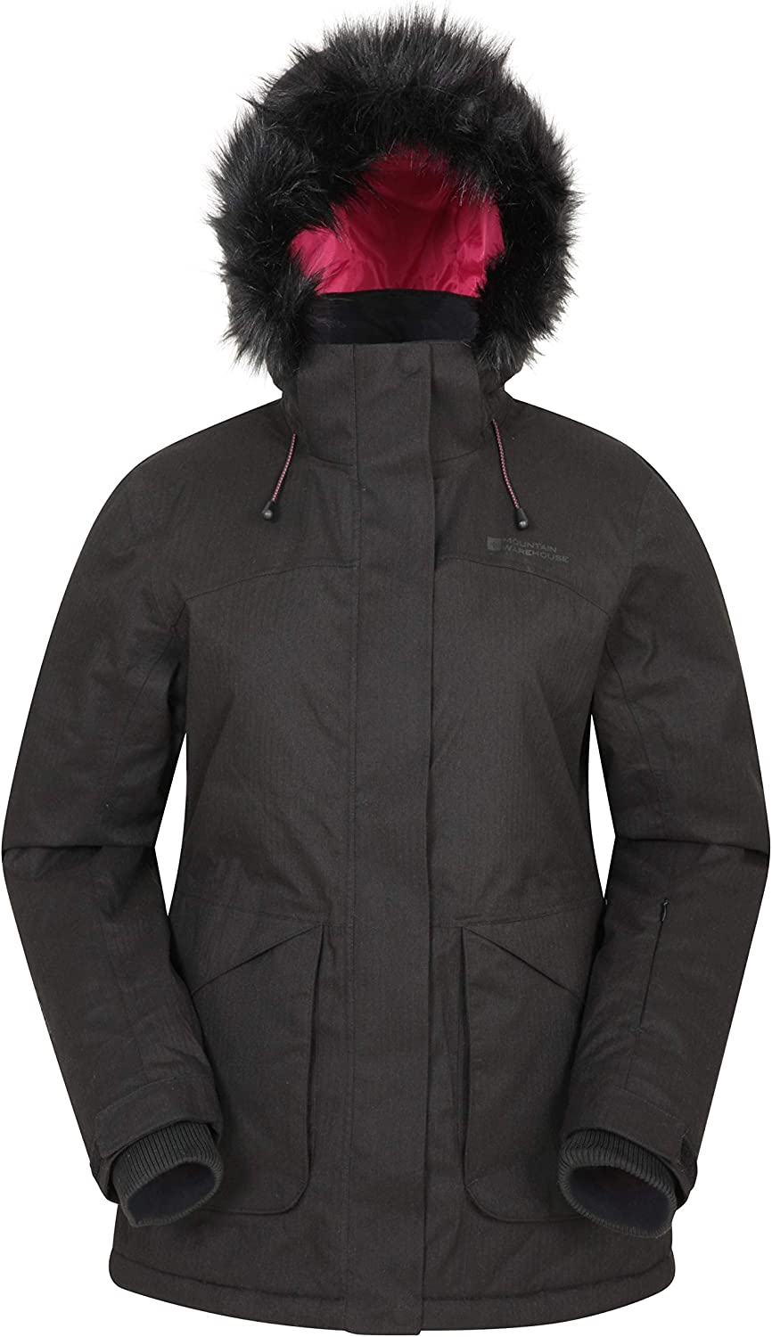 Mountain Warehouse Selling and selling Womens Gifts Waterproof Ski for Jacket-Breathable W