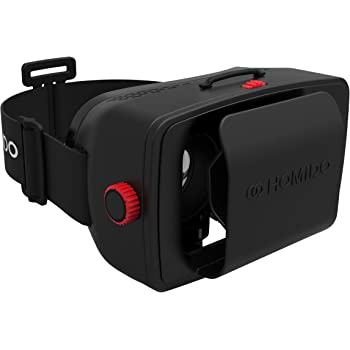 HOMIDO VR 3D Brille (Virtual & Augmented Reality)