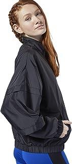 Reebok Sport Jackets for Women, Black - size L