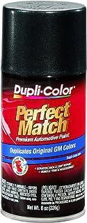 Dupli-Color BGM0529 Dark Spiral Gray Metallic General Motors Exact-Match Automotive Paint - 8 oz. Aerosol