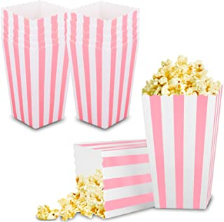 VAINECHAY 12 sztuk torebek na słodycze, zestaw torebek na popcorn, małe torebki na prezenty, Boże Narodzenie, imprezę, uro...